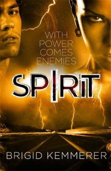 Spirit 9781472113788 Brigid Kemmerer Paperback New Book Free UK Delivery