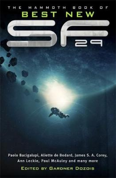Mammoth Book of Best New SF 9781472137685 Gardner Dozois Paperback New Book Free