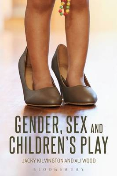 Gender Sex and Childrens Play Jacky Kilvington Ali Wood Paperback New Book Free