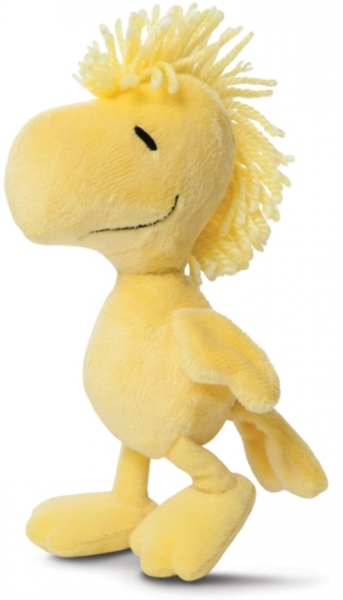 Woodstock 7.5 Inch Soft Toy RORA New Book Free UK Delivery