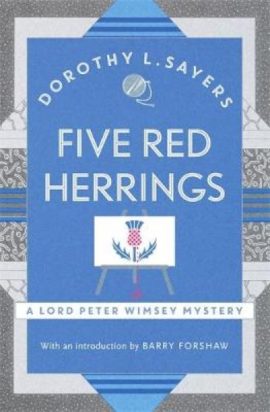 Five Red Herrings 9781473621350 Dorothy L. Sayers Paperback New Book Free UK Del