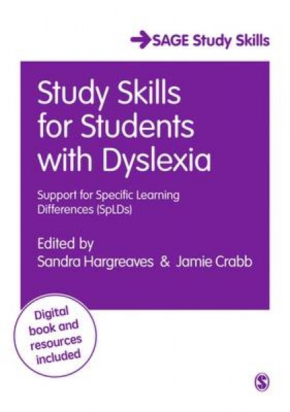 Study Skills for Students with Dyslexia 9781473925137 Sandra Hargreaves Jamie Cr