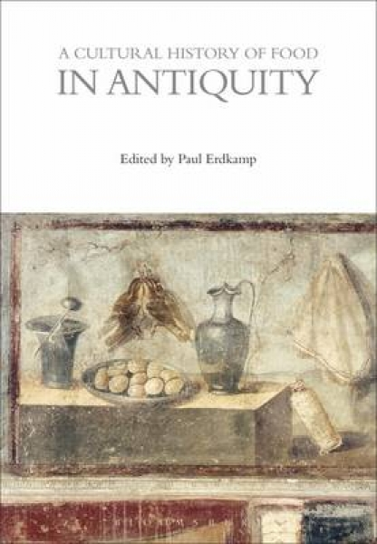 A Cultural History of Food in Antiquity Paul Erdkamp Paperback New Book Free UK