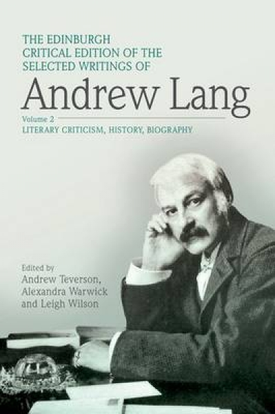 Andrew Lang Volume 1 Keith Saha Click to search New Book Free UK Delivery