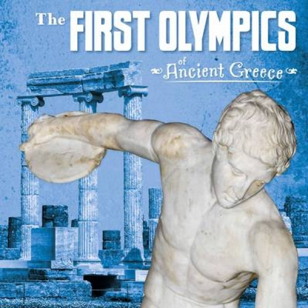 The First Olympics of Ancient Greece Lisa M. Bolt Simons Hardback New Book Free