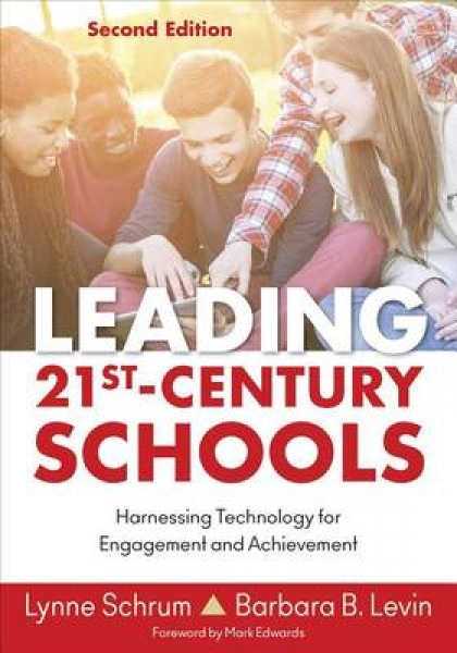 Leading 21st-Century Schools Lynne Schrum Barbara B. Levin Paperback New Book Fr