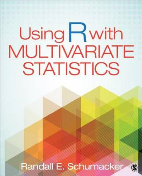 Using R with Multivariate Statistics Randall E. Schumacker Paperback New Book Fr