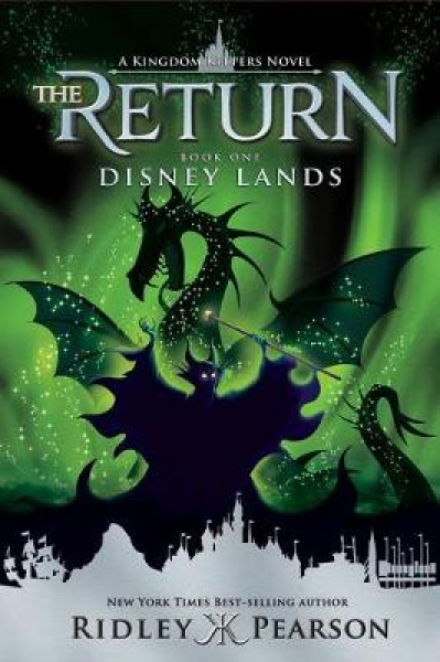 Kingdom Keepers The Return Book One Disney Lands Ridley Pearson Paperback New Bo