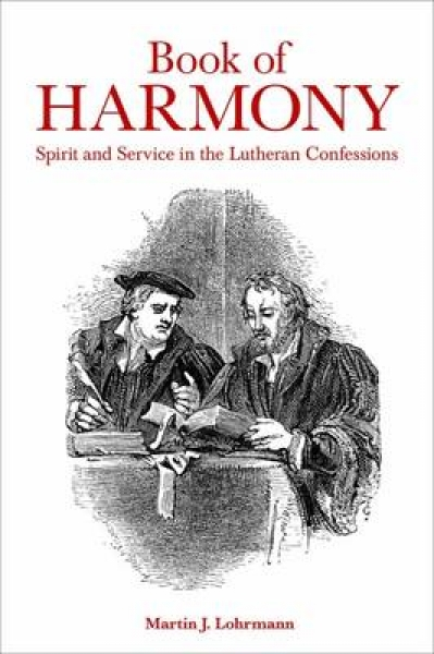 Book of Harmony Martin J. Lohrmann Paperback New Book Free UK Delivery
