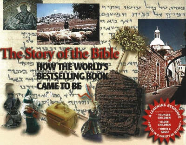 Story of the Bible Charles Perry New Hardback Free UK Post