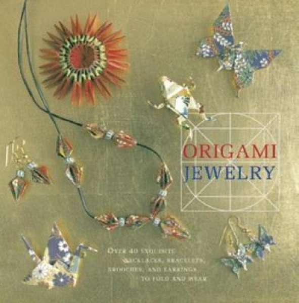 Origami Jewelry 9781568363684 Ayako Brodek Hardback New Book Free UK Delivery