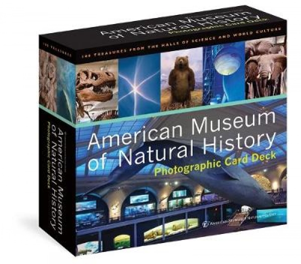 American Museum of Natural History Card Deck American Museum of Natural History