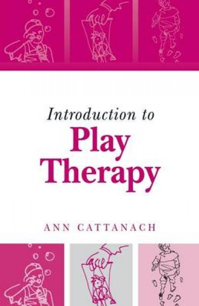 Introduction to Play Therapy Ann Cattanach Paperback New Book Free UK Delivery