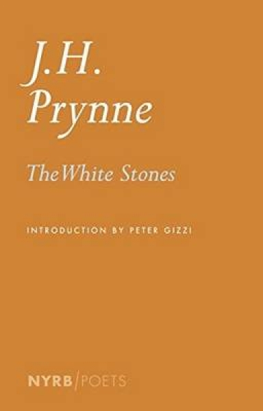 The White Stones J. H. Prynne Paperback New Book Free UK Delivery
