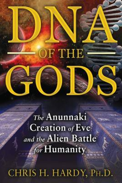 DNA of the Gods Chris H. Hardy Paperback New Book Free UK Delivery