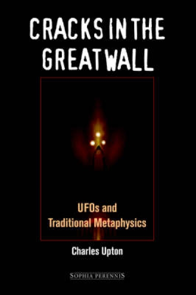 Cracks in the Great Wall Charles Upton Hardback New Book Free UK Delivery