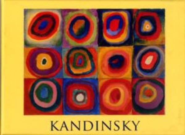 Kandinsky Notecard Boxes Cards New Book Free UK Delivery