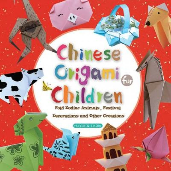 Chinese Origami for Children Lin Xin Paperback New Book Free UK Delivery
