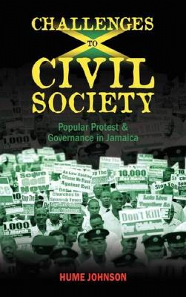 Challenges to Civil Society Hume N Johnson Hardback New Book Free UK Delivery