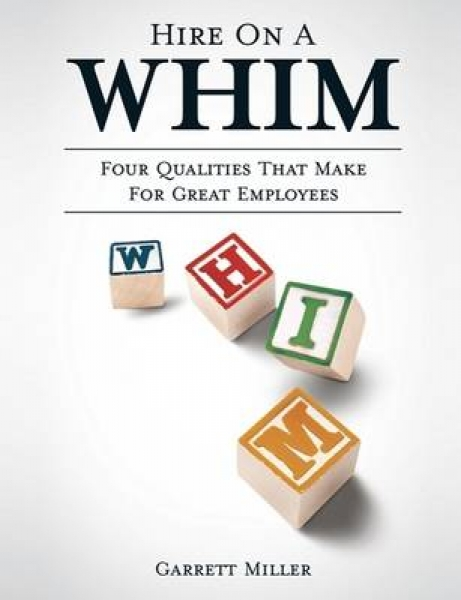 Hire on a Whim Garrett Miller Paperback softback New Book Free UK Delivery