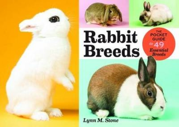 Rabbit Breeds Lynn M. Stone Paperback New Book Free UK Delivery