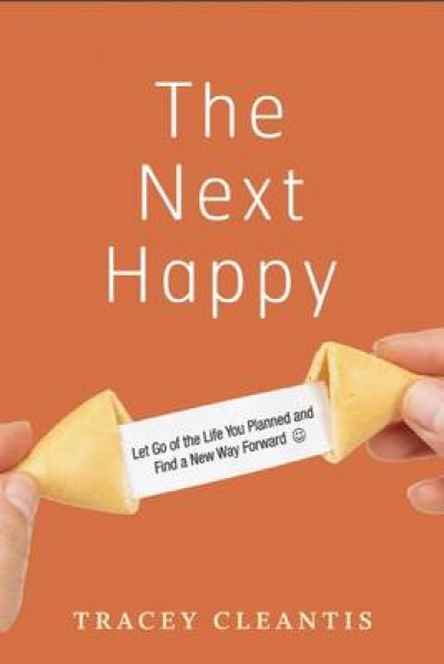 The Next Happy Tracey Cleantis Paperback New Book Free UK Delivery
