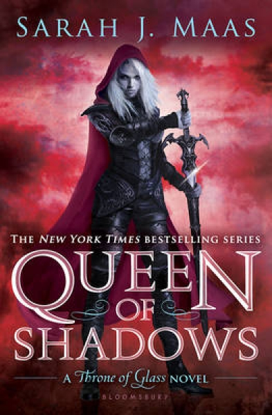Queen of Shadows 9781619636040 Sarah J. Maas Hardback New Book Free UK Delivery