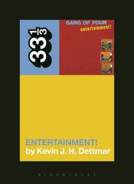Gang of Fours Entertainment Kevin J. H. Dettmar Paperback New Book Free UK Deliv