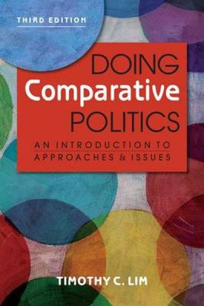 Doing Comparative Politics Timothy C. Lim Paperback New Book Free UK Delivery