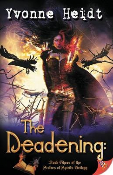 The Deadening Yvonne Heidt Paperback New Book Free UK Delivery