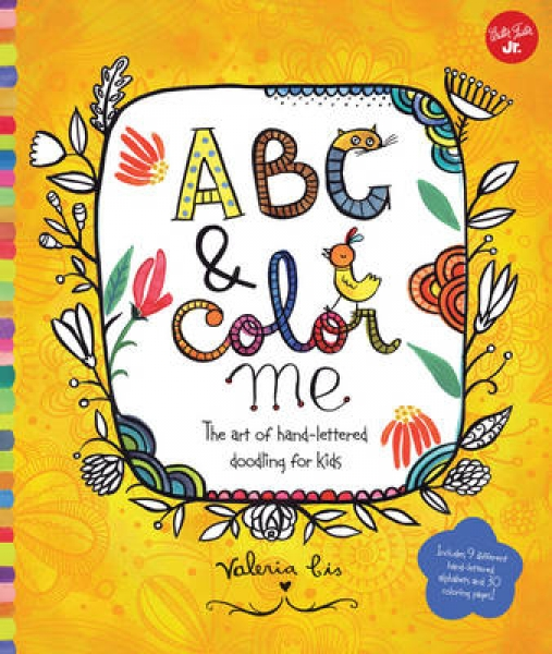 ABC & Color Me Valeria Cis Paperback New Book Free UK Delivery