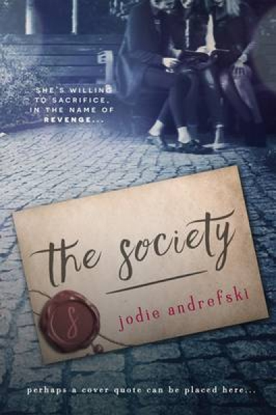 The Society Jodie Andrefski Paperback New Book Free UK Delivery