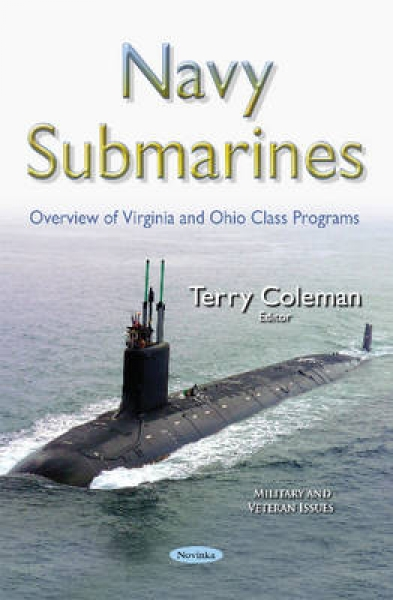 Navy Submarines Terry Coleman Paperback New Book Free UK Delivery