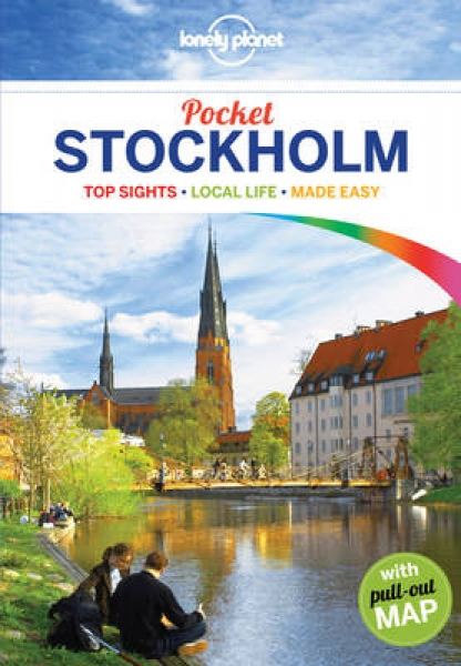 Lonely Planet Pocket Stockholm Lonely Planet Becky Ohlsen Paperback New Book Fre