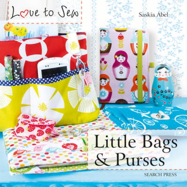 Little Bags & Purses Saskia Abel Paperback New Book Free UK Delivery