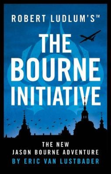 Robert Ludlums The Bourne Initiative Eric van Lustbader Paperback NEW Book