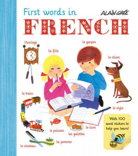 Alain Gree - First Words in French Alain Gree Paperback New Book Free UK Deliver