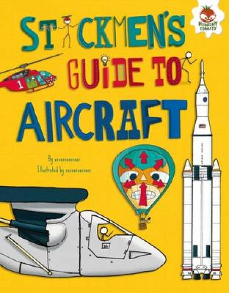Stickmens Guide to Aircraft John Farndon John Paul Paperback New Book Free UK De