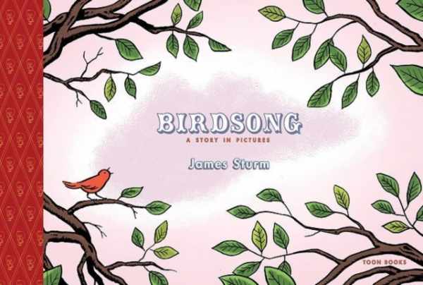 Birdsong A Story in Pictures James Sturm Paperback New Book Free UK Delivery