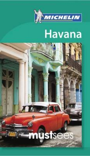 Michelin Must Sees Havana Paperback New Book Free UK Delivery