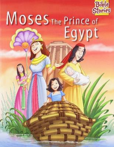 Moses - The Prince of Egypt Pegasus Paperback NEW Book